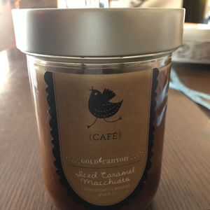 Gold Canyon Iced Caramel Macchiato 19oz candle